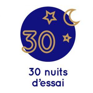 logo des 30 nuits d'essai