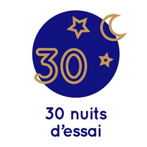 30 Nuits d'essai