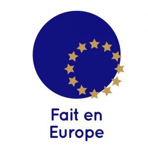 logo fait en europe