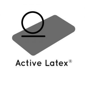 matelas avec mousse active Latex®