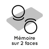 Mémoire 2 faces