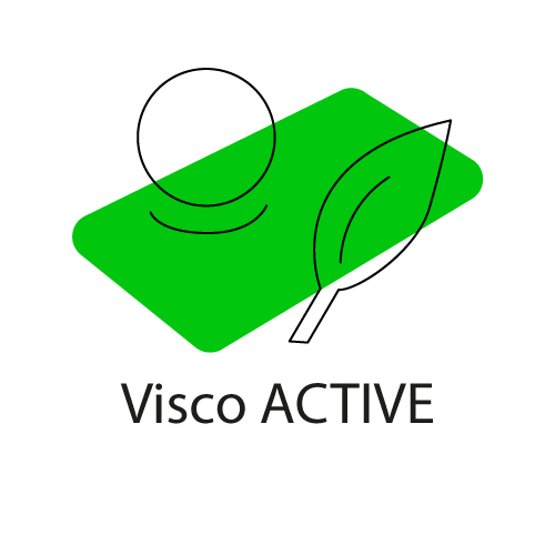logo mousse à mémoire Visco Green®