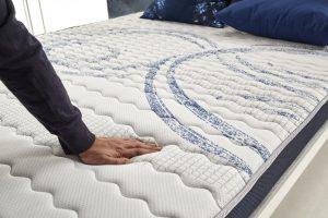 Tejido del colchón activex de espuma de alta resiliencia