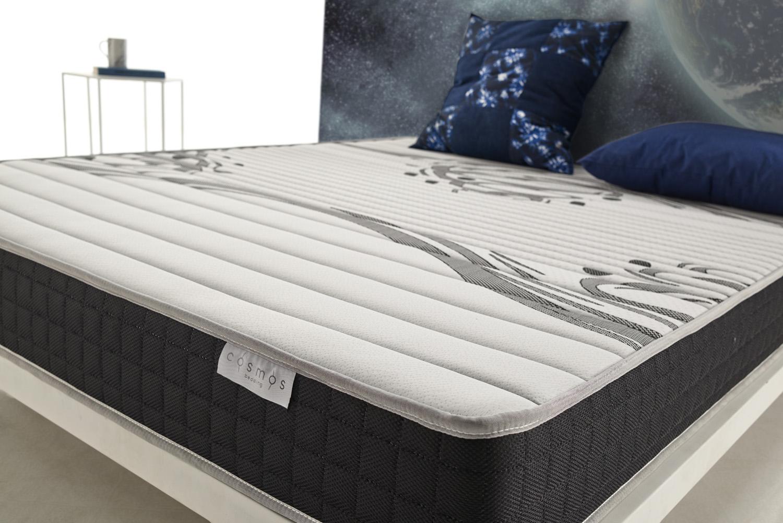 matelas genesis cosmos gamme space au soutien ergonomique. Black Bedroom Furniture Sets. Home Design Ideas