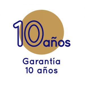 icono garantía 10 años