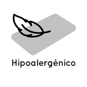 icono colchón hipoalergenico