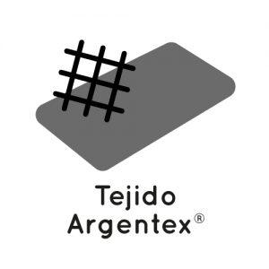 icono tejido argentex